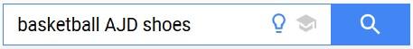 Google Patents ADJ Operator