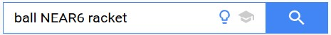 Google Patents NEARx Operator