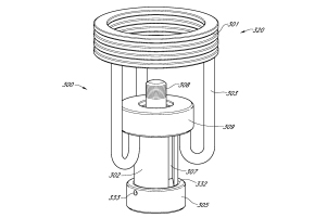 Example image from a Utility Patent